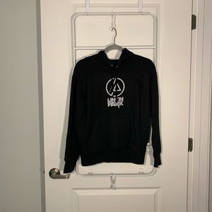 Linkin Park Band Hoodie Graphic Hoodie Size Small